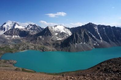 Trekking auf über 3500 Metern