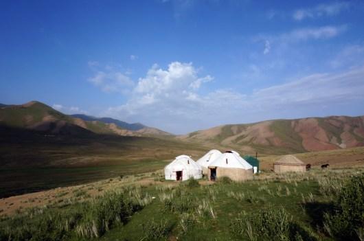 Wandern in Kirgistan
