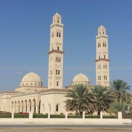 omanische Moschee