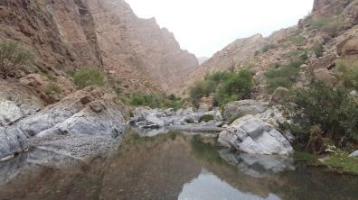 Wadi Muaydin Wasserpools