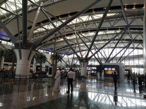 Flughafen Muscat: e-Visum Oman besser vorab beantragen