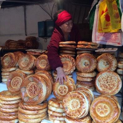 Osh Bazar in Bischkek