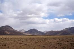 Landschaft bei Bulunkul