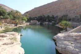 Pools des Wadi Bani Khalid