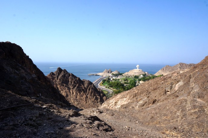Familienreise in Oman: Riyam Walk