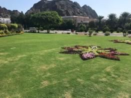Gärten bei Sultanspalast