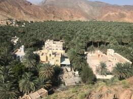 Blick über Birkat al-Mauz