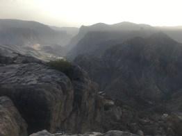 Canyons am Djabal Akhdar