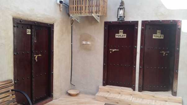 Hotels in Oman: Antique Inn