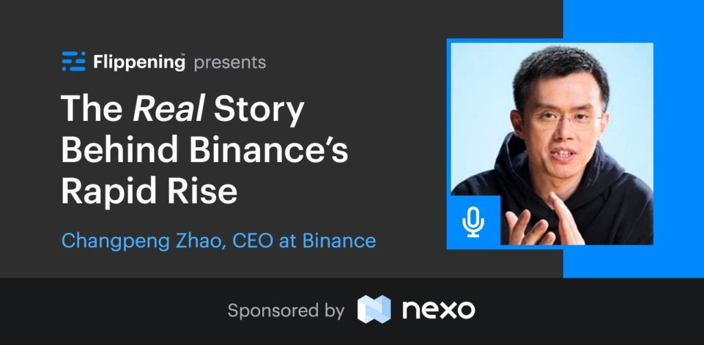 Binance CEO CZ: Story Behind Their Rapid Growth w/ Changpeng Zhao