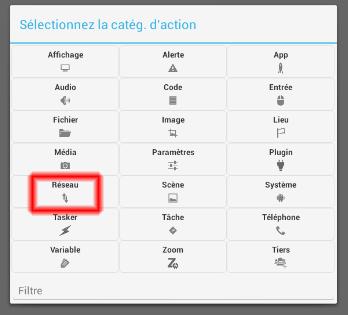 Tasker-Réseau [TUTO] Création du scénario intelligent du thermostat Netatmo avec Jeedom
