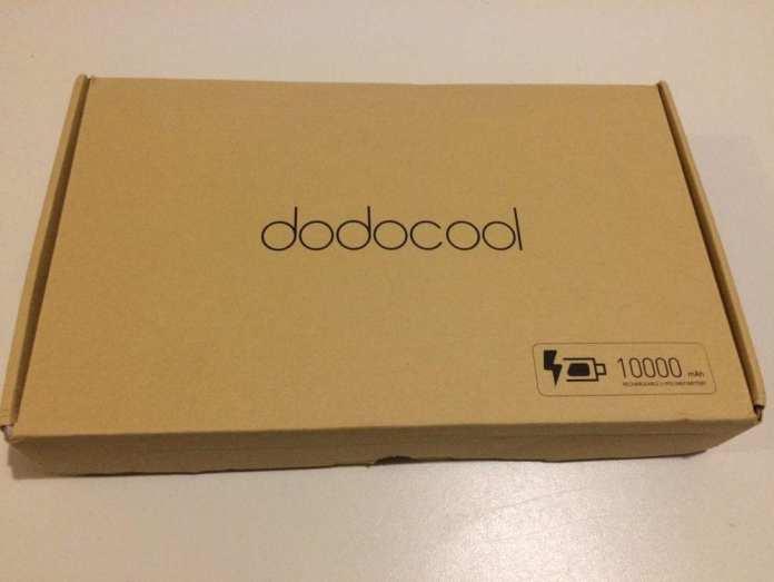 Dodocool-1 Présentation du chargeur solaire Dodocool DA69