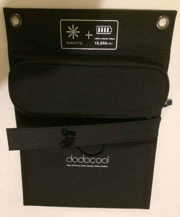 Dodocool-4 Présentation du chargeur solaire Dodocool DA69