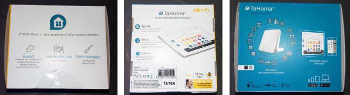 02 TaHoma ... une box domotique by Somfy