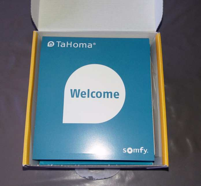 03 TaHoma ... une box domotique by Somfy