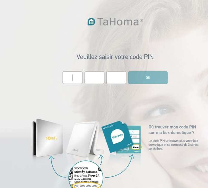 22 TaHoma ... une box domotique by Somfy