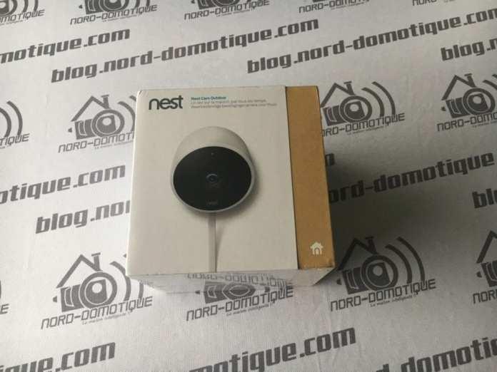 Nest-Cam-outdoor-01-e1487020514829 Présentation et test de la caméra extérieure connectée Nest Cam Outdoor