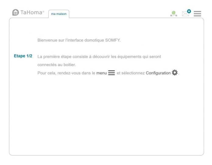 Web-1 TaHoma ... une box domotique by Somfy