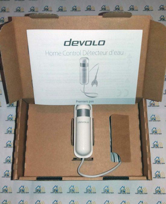 03-1 Test du détecteur d'eau de la gamme Home Control de chez Devolo