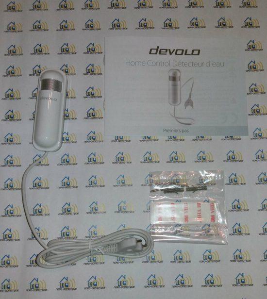 04 Test du détecteur d'eau de la gamme Home Control de chez Devolo