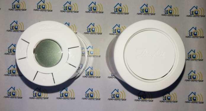 07 Test de la tête thermostatique Danfoss Eco Bluetooth