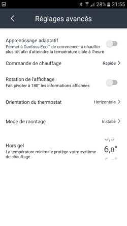 23 Test de la tête thermostatique Danfoss Eco Bluetooth