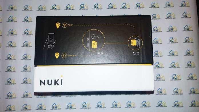 05 Test de la serrure connectée Nuki Smart Lock