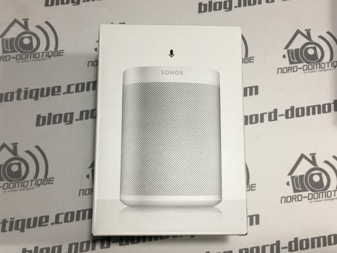 Sonos-One-4470-1000x750 Test du Sonos One et démarrage de l'assistant vocal !
