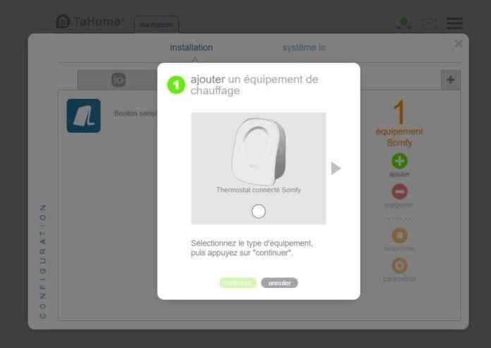 26 Test du thermostat connecté filaire Somfy