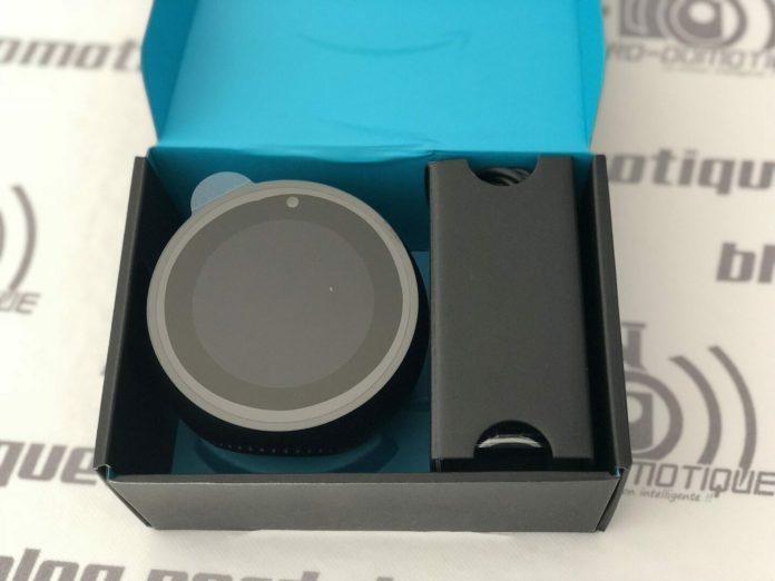 amazon-echo-spot-9515-1000x750 [Test] Echo Spot d'Amazon, la petite boule tactile connectée