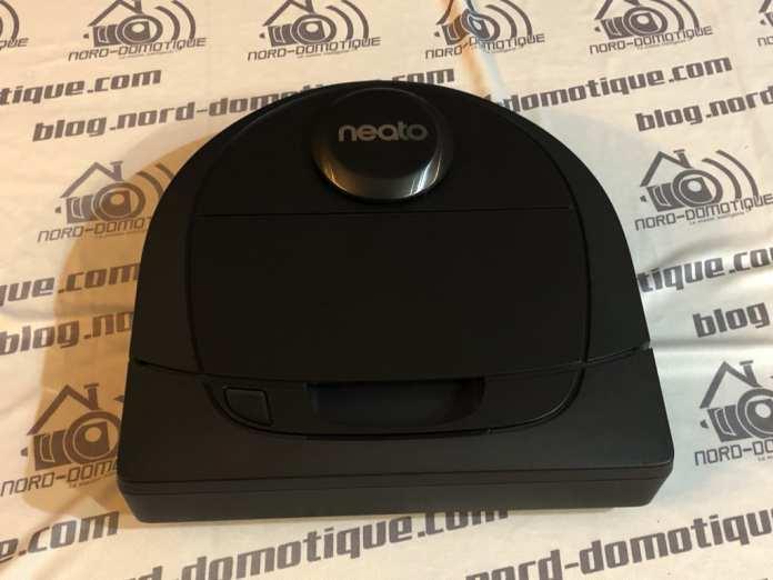 neato-d6-1195 Présentation et test du Robot aspirateur D6 de chez Neato Botvac