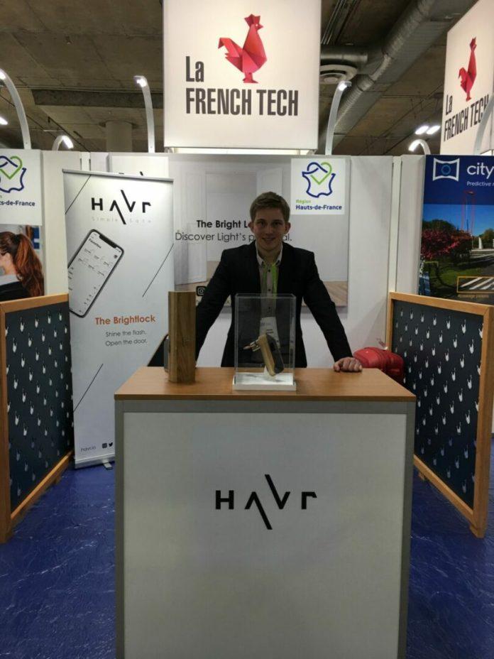 vhlbeiwk-750x1000 HAVR signe un contrat avec l'entreprise Thirard pour la distribution de sa serrure connectée Li-Fi « BrightLock »