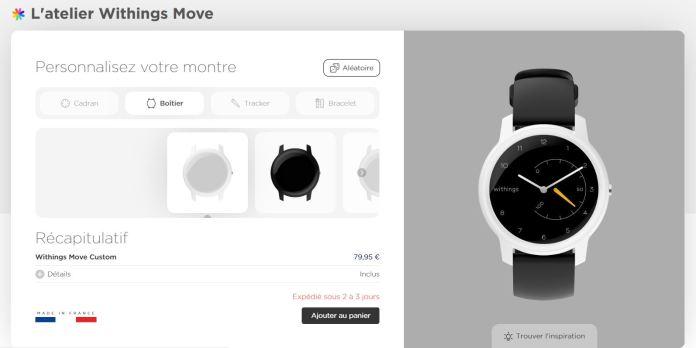 move2-1000x500 Test de la montre Withings Move la montre connectée 100% personnalisable