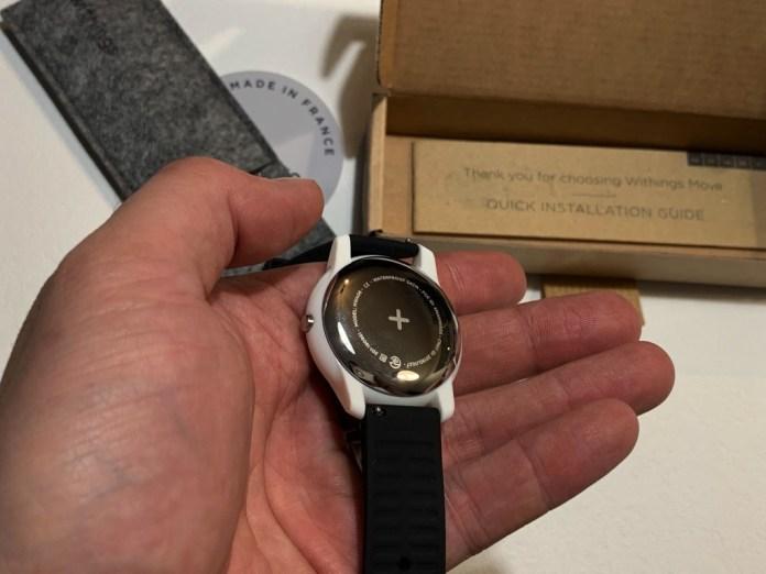 withing-move-3674-1000x750 Test de la montre Withings Move la montre connectée 100% personnalisable