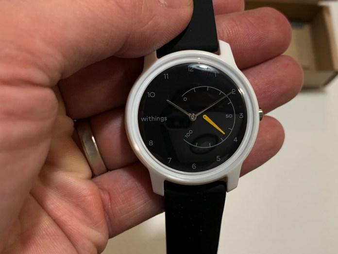 withing-move-3675-1000x750 Test de la montre Withings Move la montre connectée 100% personnalisable
