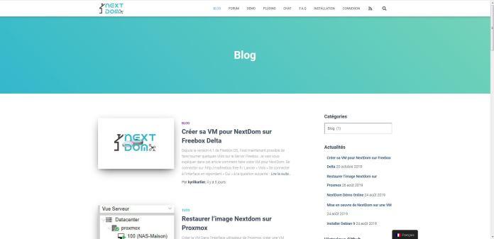 nextdom-4 NextDom, une solution domotique ouverte et libre !