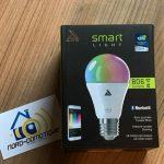 Test de l'ampoule connectée Smart Light de chez Awox
