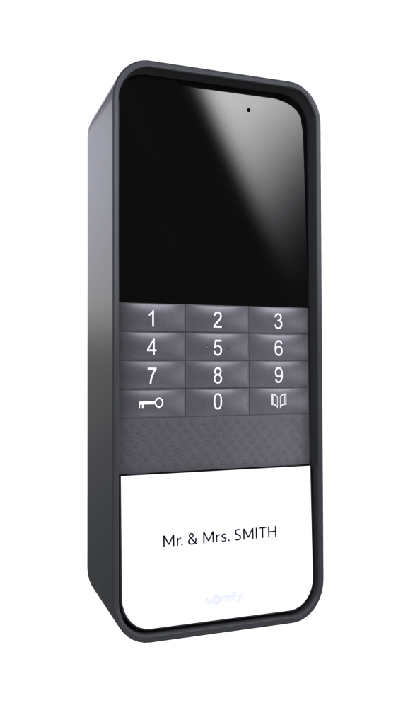 ces-connected-doorphone-hd-1-577x1000 CES 2020: Somfy dévoile Door Keeper et Connected Doorphone