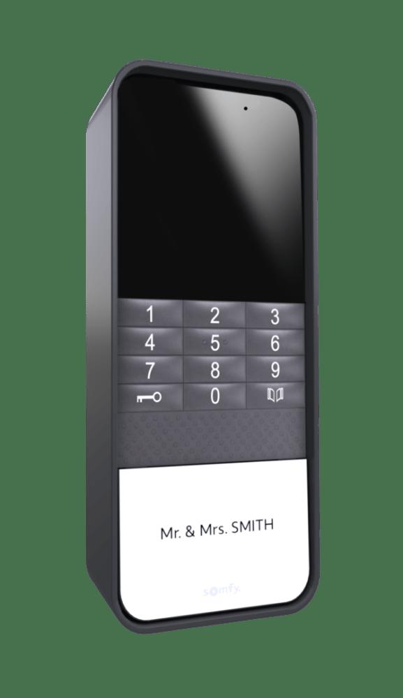 ces-connected-doorphone-hd-1-577x1000 CES 2020: Somfy dévoile Door Keeper et ConnectedDoorphone