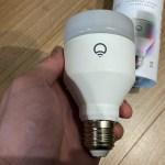 Test de l'ampoule LIFX A60 E27