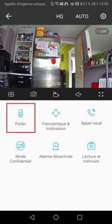 12-231x462 Test de la caméra intérieure Tapo C200 de TP-Link