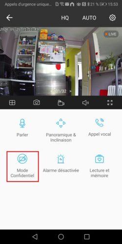 15 Test de la caméra intérieure Tapo C200 de TP-Link