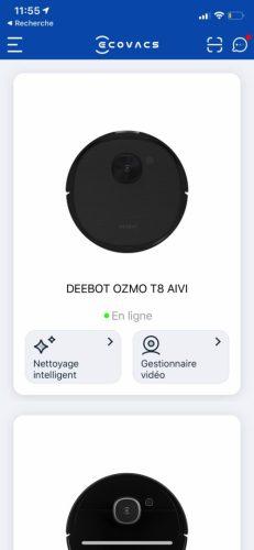 deebot-ozmo-t8-aivi-7972-231x500 Test du robot Ecovacs OZMO T8 AIVI
