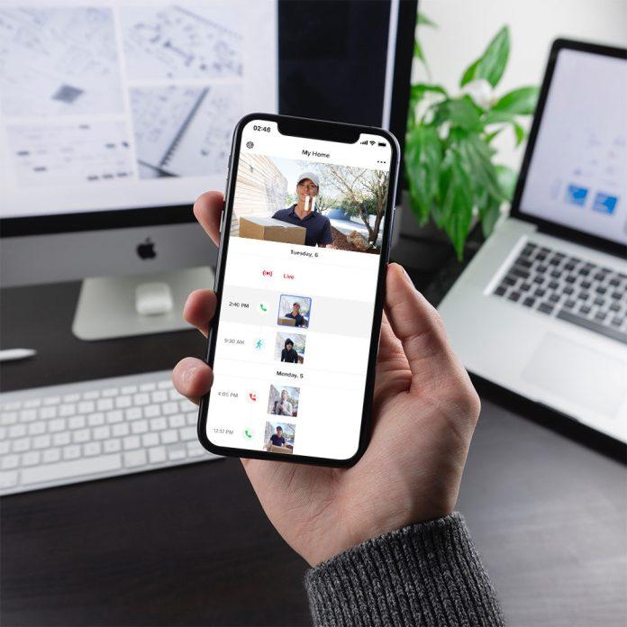 netatmo-sonnette-lifestyle-smartphone-en-1000x1000 Netatmo annonce la disponibilité de sa Sonnette Vidéo Intelligente