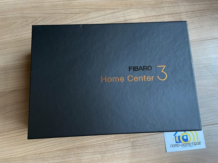 Fibaro Home center 3 _0254