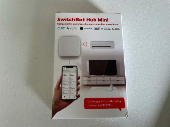 switchbot-2010-scaled Test du Switchbot Hub Mini