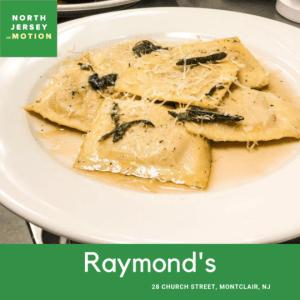 restaurants in montclair, byob restaurants in montclair, raymonds