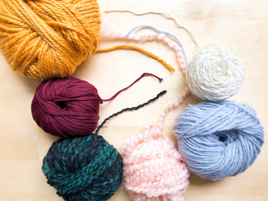 Different types of Yarn on the market