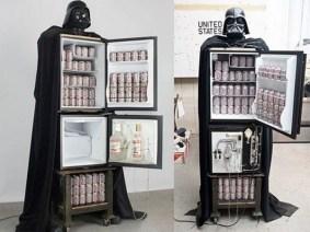 Darth Vader Kühlschrank