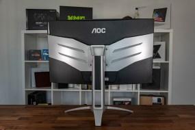 AOC AG322QCX Gaming Monitor